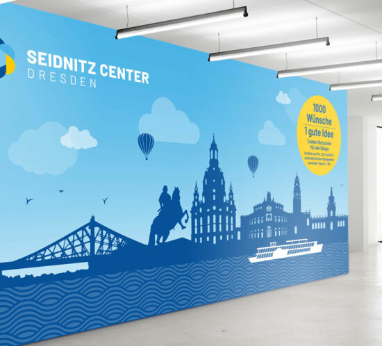 markenteam – Seidnitz Center